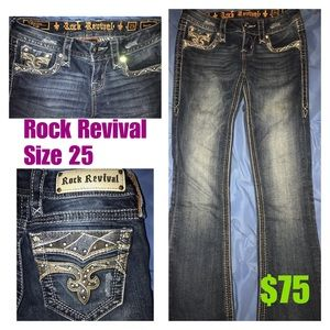 Rock Revival Jeans - Women's Rock Revival Jeans